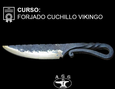 Curso Forjado Cuchillo Vikingo